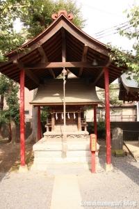 大戸神社(川崎市中原区下小田中)11