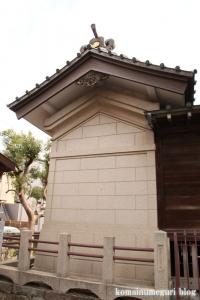 大戸神社(川崎市中原区下小田中)14