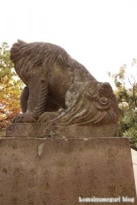 大戸神社(川崎市中原区下小田中)22