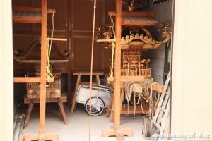 新城神社(川崎市中原区新城中町)14