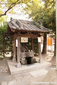 新城神社(川崎市中原区新城中町)4