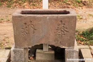 関神社(川崎市中原区上小田中)3