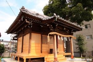 関神社(川崎市中原区上小田中)8