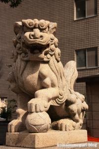 関神社(川崎市中原区上小田中)5