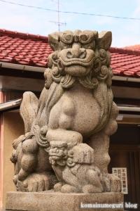 関神社(川崎市中原区上小田中)6