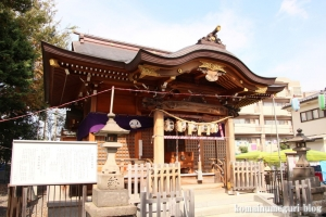 白髭神社(川崎市高津区北見方)7