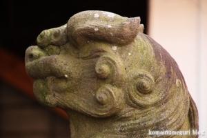 白髭神社(川崎市高津区北見方)22