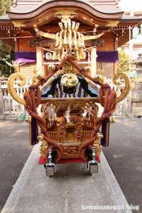 白髭神社(川崎市高津区北見方)6