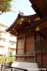 白髭神社(川崎市高津区北見方)10
