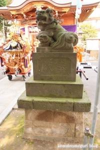 白髭神社(川崎市高津区北見方)11