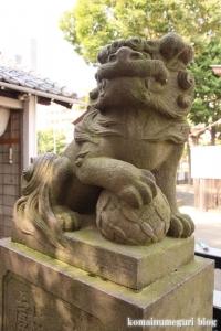 白髭神社(川崎市高津区北見方)16