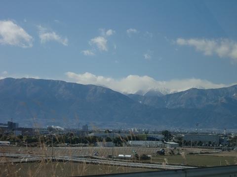 八ヶ岳への道2