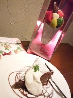 チョコ&ケーキ☆