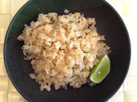 雑穀玄米ぺペロン