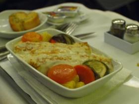 SPAIN機内食3