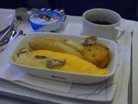 SPAIN機内食8
