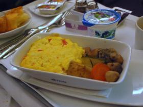 SPAIN機内食7