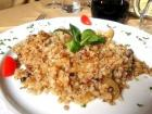 雑穀タヌ子さんソバ米料理