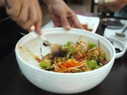 韓国料理ビビンバ2