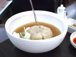 韓国料理冷麺2