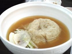 韓国料理冷麺3