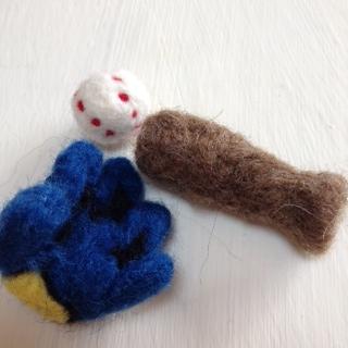 _羊毛野球_