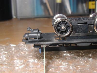 2011年5月15日デワ3000⑪床下機器・動力