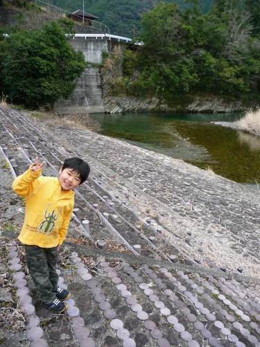 初めてのバンガロー体験2011-32 -01