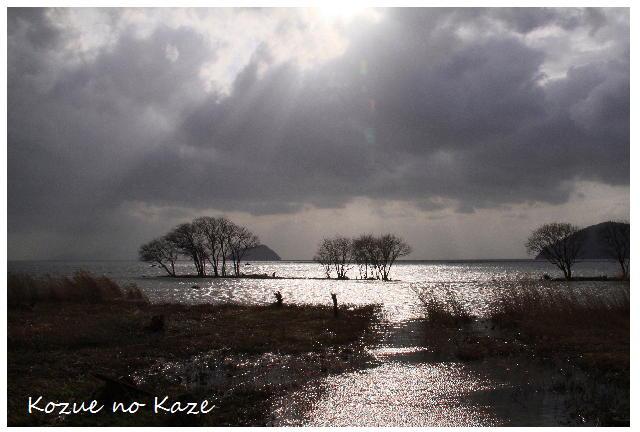 春待つ湖Ⅱ