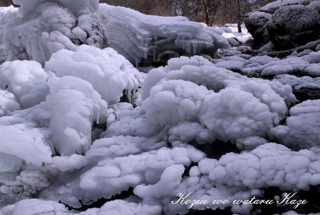 氷の造形6