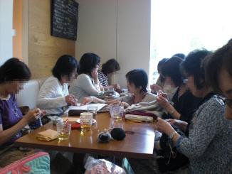 2011/05 合同ニットカフェ 横浜 その2