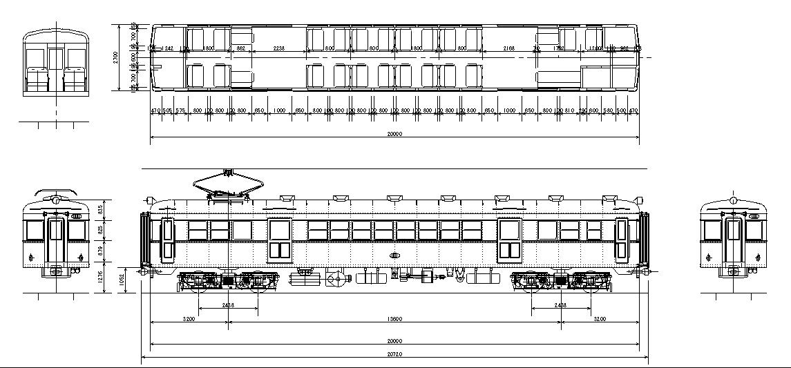 阪和線電車