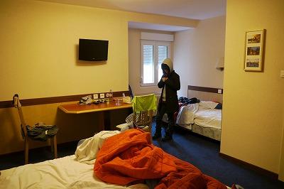 ストラスブールのホテルバクス