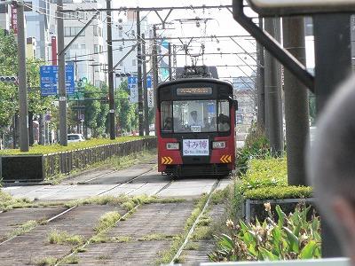 阪堺線もヒューマンな感じ