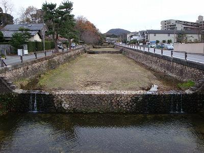 なかよし橋から甲山