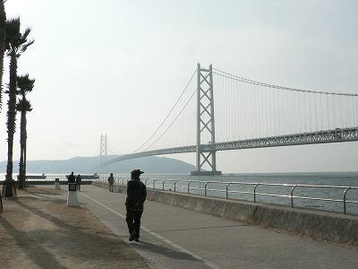 周辺は大橋をシンボルとして整備が進みます