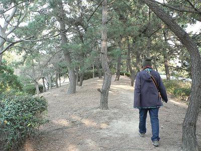 平磯緑地は長いです