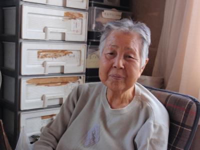 母 88歳。