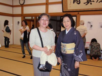 翔子さんのお母さんと
