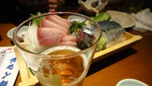 お魚大好評。