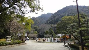ちっさく岐阜城写ってる。