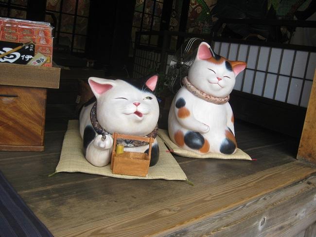 招き猫まつり 伊勢5
