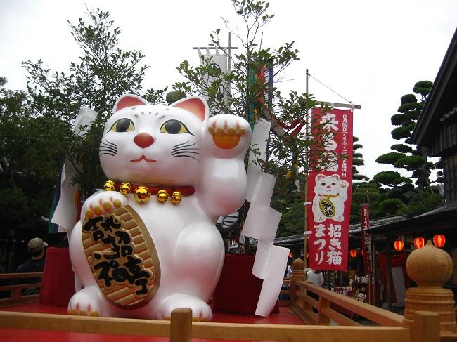 招き猫まつり 伊勢4