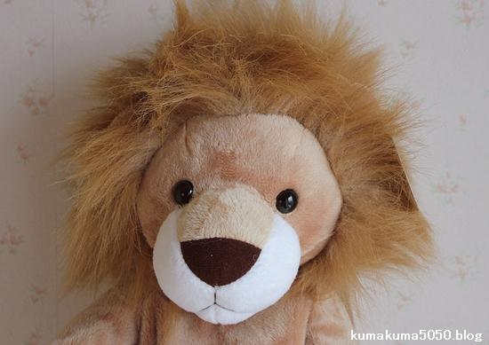 ライオンぬいぐるみリュック_6