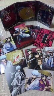銀魂劇場DVD
