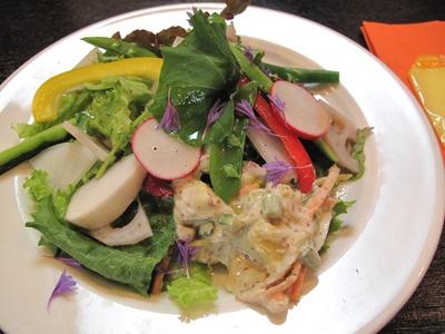Osteria Giapponese(オステリアジャポネーゼ) サラダ