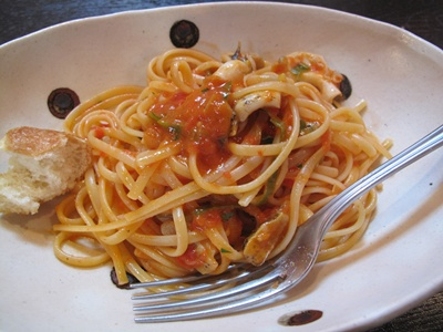 Osteria Giapponese(オステリアジャポネーゼ) パスタ