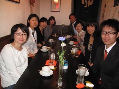 Osteria Giapponese(オステリアジャポネーゼ) みんなでパチリ
