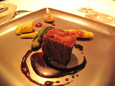 Au gout du jour Nouvelle Ere(オー・グー・ドゥ・ジュール・ヌーヴェルエール) 牛肉