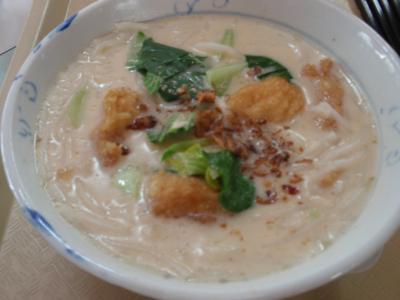 チャイナタウン屋台麺